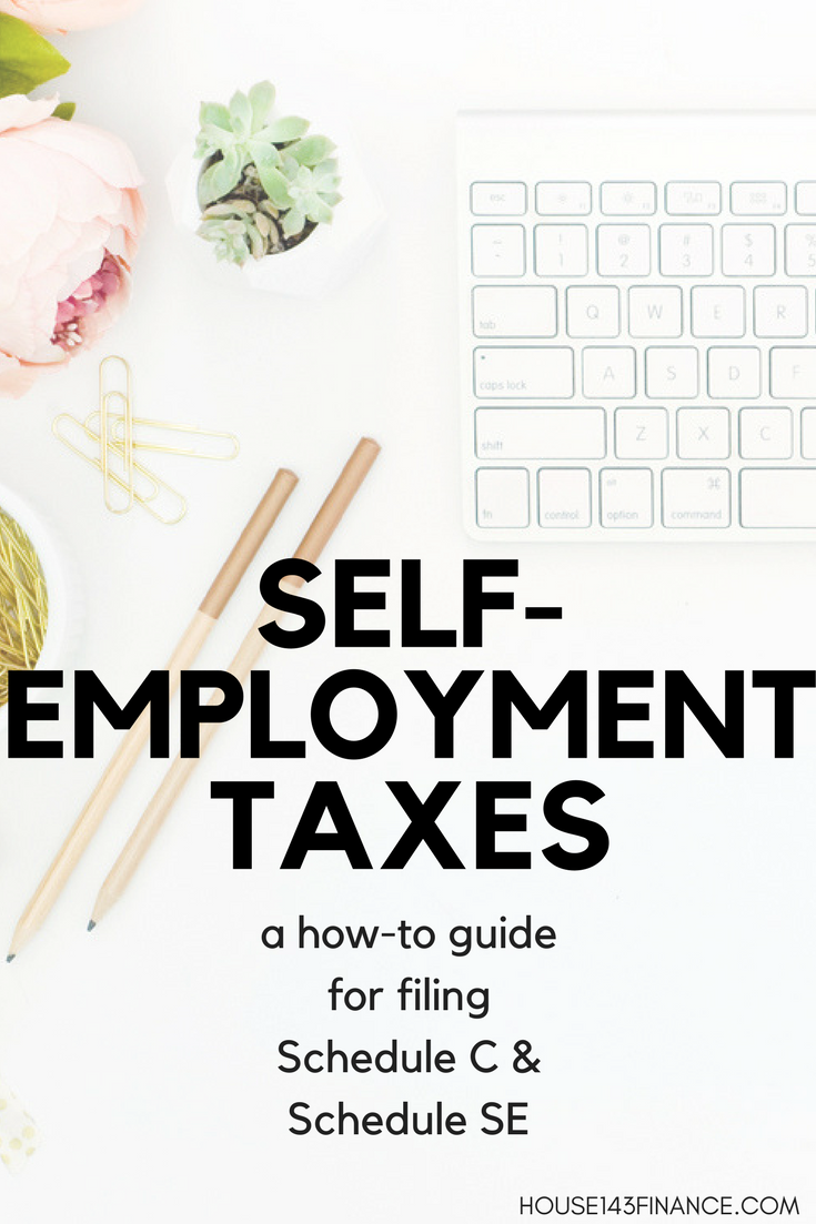 if you are self employed how to pay taxes